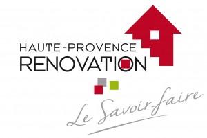 Logo Haute Provence Rénovation - Le Savoir-faire